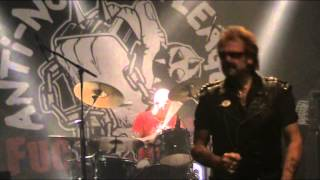 """Pig Iron"" - Anti-Nowhere League (live in Stockholm)"