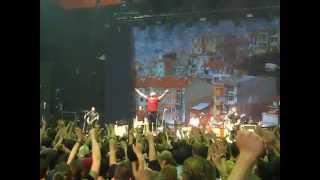 Beatsteaks - So Lonely (Police cover) (live in Bremen 2014)