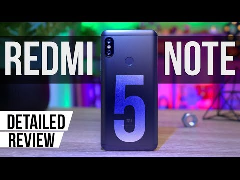 Xiaomi Redmi Note 5 AI on Snapdragon 636 - detailed review