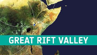 Earth from Space: Great Rift Valley, Kenya