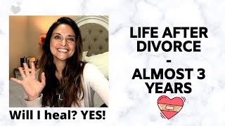 Life after divorce for women. Life after codependency. Single life after divorce.