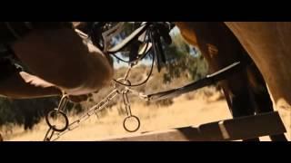 Django Unchained The escape scene