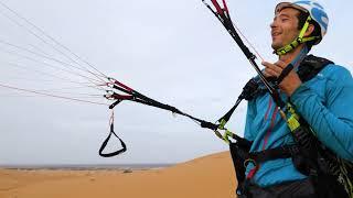 A new vidéo with François:  Mirage Extrême sport Maroc