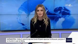 RTK3 Lajmet e orës 13:00 31.05.2020