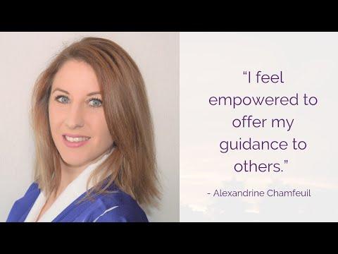 Alexandrine's Testimonial | LIBERATE Meditation Coach Training ...