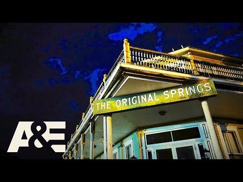 Ghost Hunters: History of Haunted Original Springs Hotel (Season 1) | A&E