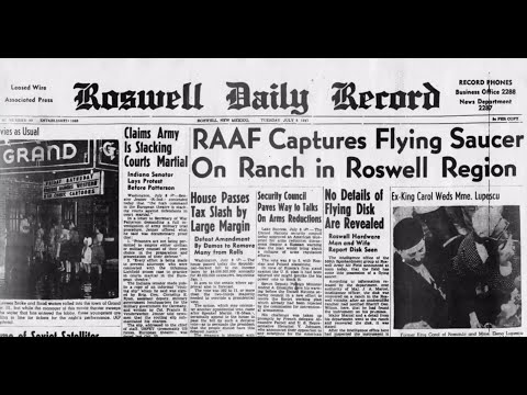 What Really Happened at Roswell