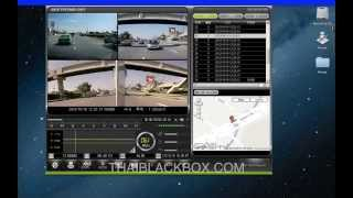 preview picture of video 'กล้องติดรถรอบคัน 4 มุม thaiblackbox.com'