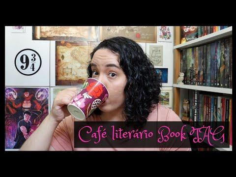 Café Literário Book TAG | VEDA 16 | Raíssa Baldoni