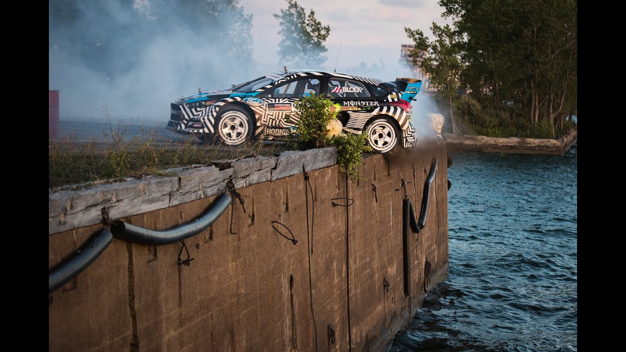Here's The Ken Block Video The Aussie Government Didn't Want You To See