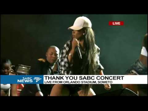 Thank You SABC Concert Gets Hotter Mp3
