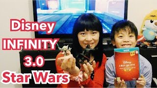 Didacticiel + Mission #1 Début à 2 joueurs + Avis [Disney Infinity 3.0 Star Wars] [Wii U] [Gameplay]