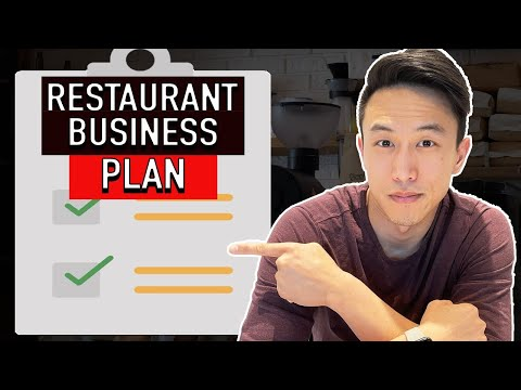 , title : 'How To Easily Write A Restaurant Business Plan [Step-by-step] | open a restaurant 2021
