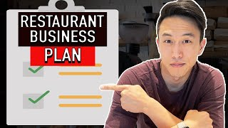 How To Easily Write A Restaurant Business Plan [Step-by-step] | open a restaurant 2021