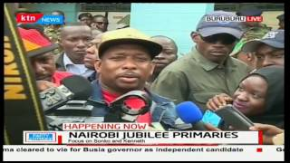 Was Mike Sonko offered money to step down for Gubernatorial aspirant Peter Kenneth?