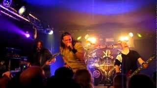 [HD] Brainstorm - Below the Line (12-04-2012, Rock Temple, NL)