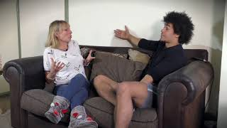 Lisa & son, Louis-Rae discuss their experience of domestic abuse PART THREE