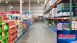 COSTCO HOUSEHOLD CLEANING SUPPLIES HOME LAUNDRY BATHROOM SHOP WITH ME SHOPPING STORE WALK THROUGH