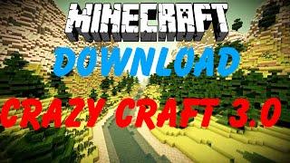 Hướng dẫn download Crazy Craft 3.0!!