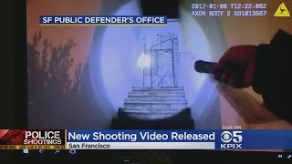 SF Public Defender Releases Body Cam Footage Of Police Shooting