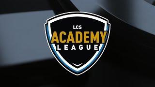 100A vs TLA | Week 5 Day 3 | LCS Academy Summer Split | 100 Thieves vs. Team Liquid (2019)