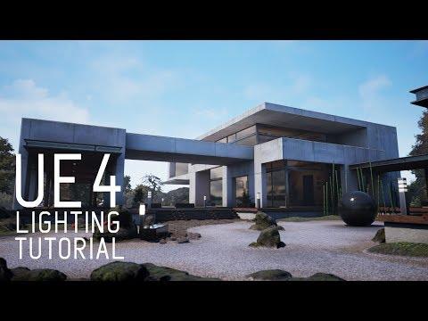 UE4 - 3 Free Lighting Presets + Tutorial — polycount