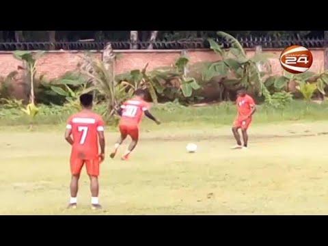 কাল আবারো ফুটবলারদের ভিন্ন দুই প্রতিষ্ঠানে করোনা পরীক্ষা