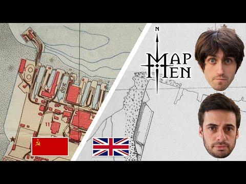 Proč má Rusko nejpřesnější mapy Británie