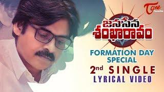 Janasena శంఖారావం Songs   అదిగో వచ్చాడు   Sirigiri Srinivas   Pawan Kalyan Fan - TeluguOne