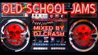 Old School Throwback Mix By DJ Crash