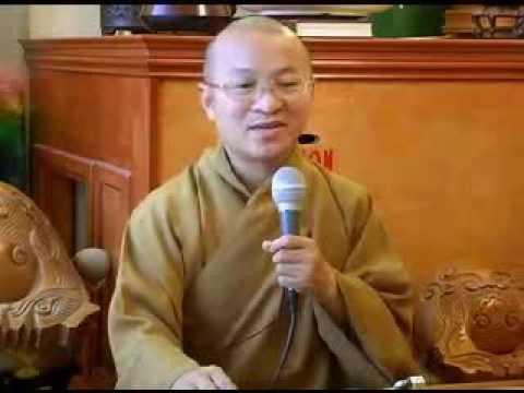Sống trong hạnh phúc B (Điều phước đức 9) (02/08/2008) Thích Nhật Từ