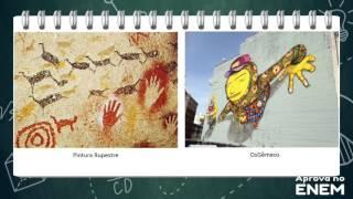 Relação entre a Pré-História e o Grafitti