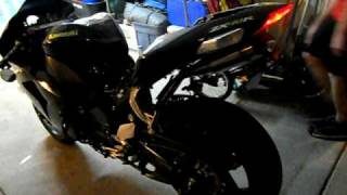 ZX10r competition werks exhaust