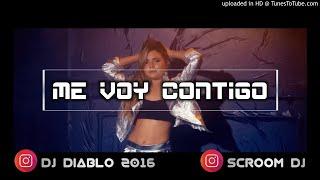 Me Voy Contigo   Toco Para Vos   (Acapella Filtro Mix) Dj Diablo Ft. Scroom Dj (2018)