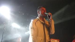 Reverend and The Makers Armchair Detective Birmingham 11 October 2019