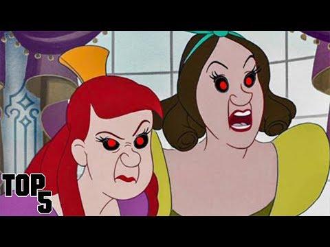 Top 5 Real Stories Behind Disney Movies