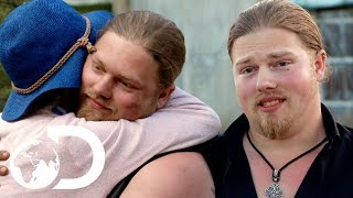 Brown Family Homecoming: Noah Returns To Join The Wolfpack   Alaskan Bush People