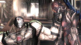 "Injustice: Gods Among Us - All Super Moves on Demon ""Raven"" (1080p 60FPS)"