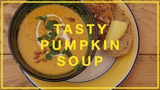 How To Cook Pumpkin Soup I Hubbub Campaigns
