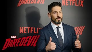 Jon Bernthal on the Punisher – Marvel's Daredevil Season 2 Red Carpet