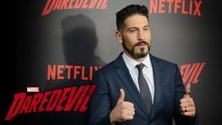 Jon Bernthal on the Punisher – Marvel's Daredevil Season 2 Red Carpet
