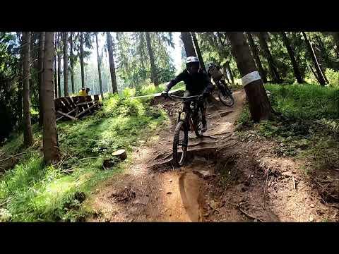 Špindl Bikepark Deep Forest 2021