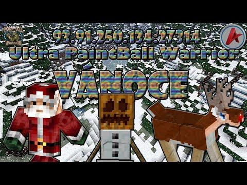 [PaintBall Warrior]- Vánoce (CZ,HD)