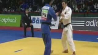 Judo 2009 Hamburg: Kato (JPN) - Maresch (GER) [-81kg].