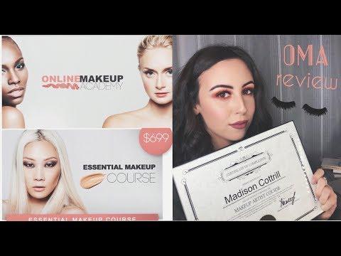 HONEST Online Makeup Academy review   certified makeup artist ...
