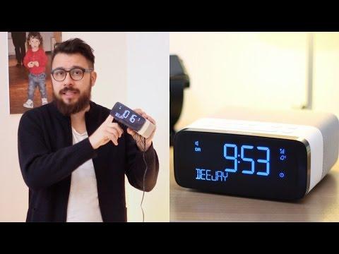 Recensione Digital Radio Pure Siesta Rise - Non chiamatela radiosveglia
