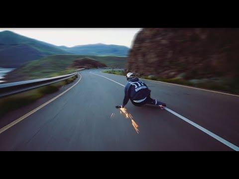 Epic downhill longboarding on higest speed |Gravity Dogz|