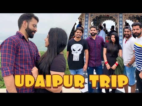 ONE DAY TRIP TO UDAIPUR  - Part 1 | Vlog 122