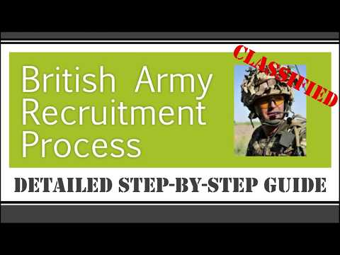 British army application form download 2011-2019 - Fill Out