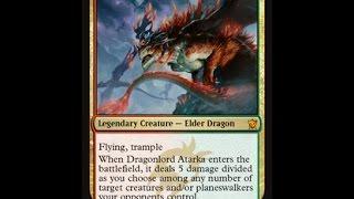 Deck #38   Dragonlord Atarka